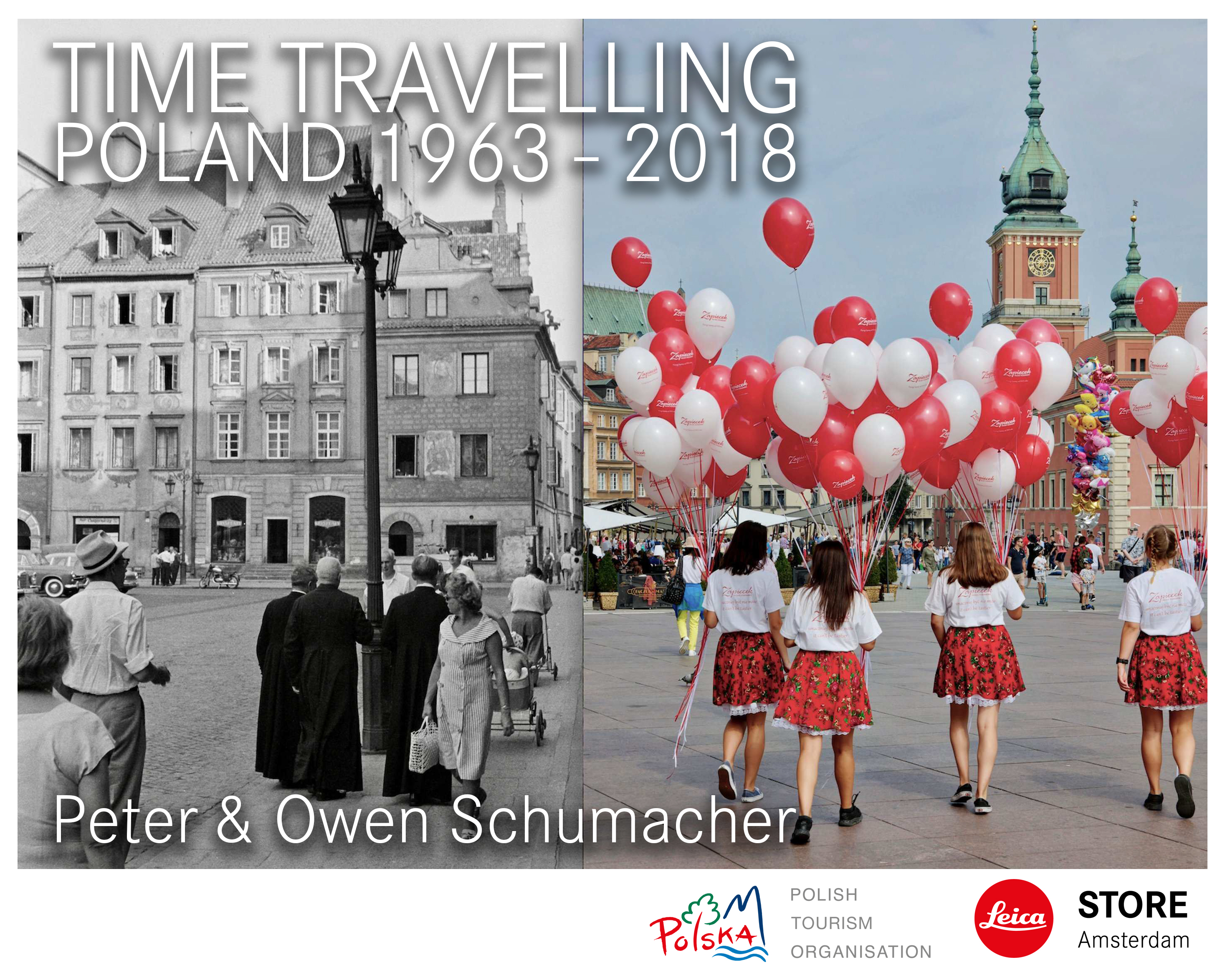 Opening tentoonstelling Time Travelling Poland 1963-2018